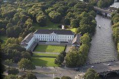 Schloss Bellevue - ambtswoning van de president in Berlijn
