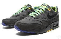 "Nike Air Max 1 ""BHM"" Now Available (512.320.8100 to order!)"