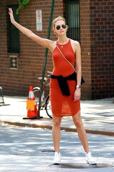#fitness: Motivace jménem Karlie Kloss | On-line časopis pro ženy Joy - joyonline.cz