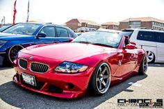 Slammed BMW Z4 | United Royals Japan 2014 Coverage…Part 2 of 2… | The Chronicles ...