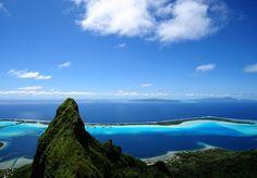 Visit Bora Bora Island, French Polynesia - TripBucket #island #beach #relax