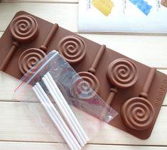 Silicone Mould Cube De Gla?age Au Chocolat Gateau Au Chocolat Savon Moules DIY