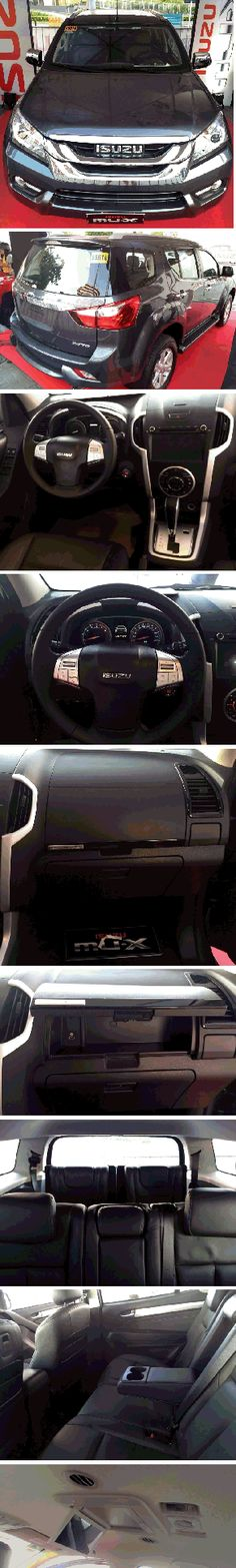 2016 Isuzu MU-X LS-A   Auto Search Philippines
