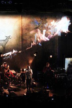 Jonsi 'Go' live. Blow your mind concert.