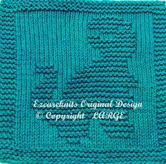 Knitting Pattern  TYRANNOSAURUS  PDF by ezcareknits on Etsy