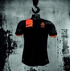 Dutch National Team Away Kit