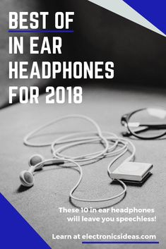 These best in ear headphones of will give you eargasms. Come and check what we have to say about the design, preformance, Pros & Cons of our top ten! Best In Ear Headphones, Top Ten, Sayings, Music, Check, Design, Musica, Musik, Lyrics