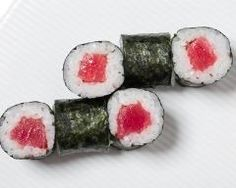 Maki au thon - Une recette CuisineAZ