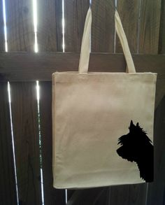 Yorkshire Terrier Tote Bag – Tote Tails - pet themed tote bags