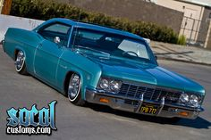 Ridin' Low Feature Car with model JP 1966 Chevy Impala, Chicano Art, Low Rider, Nice Cars, Old Cars, Custom Cars, Trailers, Classic Cars, Pearl