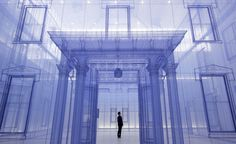 WE LOVE Artist Do-Ho Suh's ghostly fabric sculptures explore the meaning of home