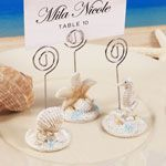 """""""Treasures of the Sea"""" Assorted Placecard Holders - WrapWithUs"""
