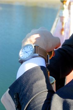 A new kind of buckle by Yes Man Watches — Kickstarter