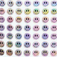 Holographic smileys!