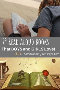 Looking for read aloud books that your kids will love? Read alouds should be page-turners that will keep kids asking for more. Get your FREE Printable list! Read Aloud Books, Best Books To Read, Good Books, My Books, Reading Aloud, Story Books, Best Children Books, Books For Boys, Childrens Books