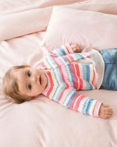 Modèle Gilet Elise Phil Super Baby Baby Vest, Baby Knitting, Crochet, Alice, Diy, Ideas, Fashion, Toddler Girls, Colors