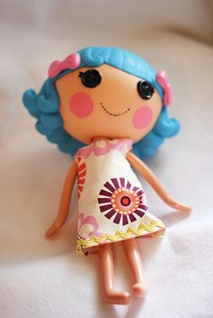 Lalaloopsy pattern by Spun Sugar