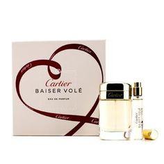 Baiser Vole Coffret: Eau De Parfum Spray 50ml-1.6oz + Eau De Parfum Spray 9ml-0.3oz - 2pcs