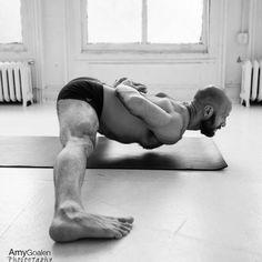 IG@lovebodyyoga | Yoga & Men