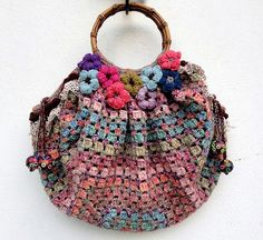 crochet bag/ideas