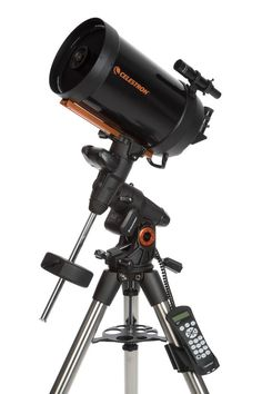 """OVERVIEW - 8"""" (203mm) f/10 Schmidt-Cassegrain includes StarBright XLT coatings for better light transmission - 84% more light gathering than a 6"""" telescope. - 6x30 optical finderscope for locating ali"""