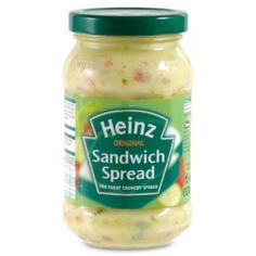 Imported from the UK, Heinz Sandwich Spread is a tangy crunchy spread great for on your favorite sandwich. Hp Sauce, English Tea Store, Salad Cream, Mushy Peas, Sandwich Spread, Digestive Biscuits, Cottage Pie, Convenience Store