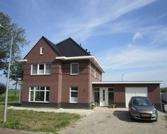 Groot, Dutch, Buildings, Garage Doors, New Homes, Exterior, Houses, House Design, Mansions