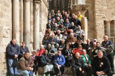 Archbishop Tobin leads a Holy Land pilgrimage for the Archdiocese of Indianapolis in 2015. www.ffhl.org #catholicpilgrimage #holylandpilgrimage