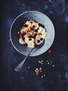 A little of everything in my breakfast bowl .. | Linda Lomelino | Amelia blogs