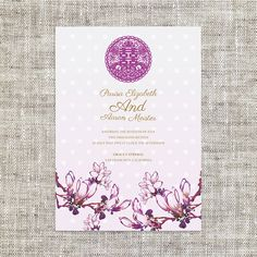Chinese Wedding Invitations Template Best Of Diy Printable Chinese Wedding Invitation Card Template Instant Chinese Wedding Invitation Card, Wedding Invitation Wording Templates, Invitation Card Sample, Printable Wedding Invitations, Wedding Wording, Diy Invitations, Invitation Ideas, Wedding Painting, Wedding Cards