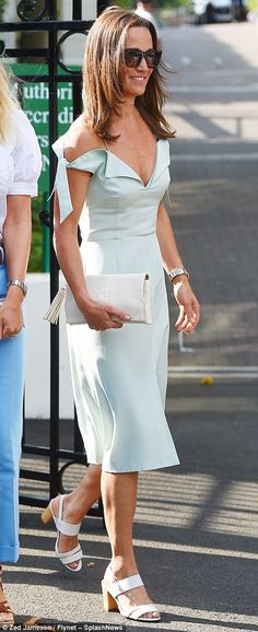 Pippa Middleton dzisiaj