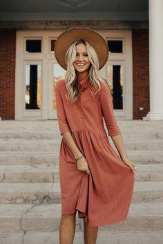 Missing You Stripe Dress | ROOLEE