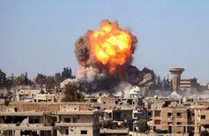 شهداء وجرحى في مدينة الطبقة وسط محاولات تقدم لقوات سوريا الديمقراطية