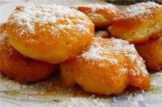 Быстрые пончики