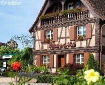 Hôtel Le Relais de La Poste, La Wantzenau, France France, Cabin, Mansions, House Styles, Places, Home Decor, Decoration Home, Manor Houses, Room Decor