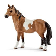 Schleich Pinto Horse. Farm Animal Toys, Bryer Horses, Horse Accessories, Pony Horse, Horse Sculpture, Horse Photos, Beautiful Horses, Pet Toys, Horses For Sale