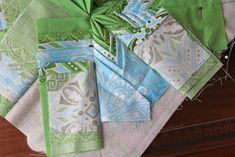 Visit the post for more. Potholder Patterns, Quilt Block Patterns, Star Patterns, Marker, Christmas Quilt Patterns, Fabric Stars, Quilted Potholders, Star Quilt Blocks, How To Make Bows