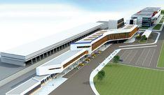 Автовокзал (ТПУ) в Девяткино   предложено - SkyscraperCity