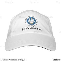 Louisiana Personalize Headsweats Hat