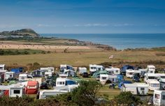 Woodhill Holiday Park, a breathtaking clifftop campsite located between Cromer and Sheringham in North Norfolk, ideal for a caravan or camping holiday Norfolk Camping, Norfolk Holiday, Norfolk Coast, Holiday Park, Out To Sea, Campsite, Outdoor Activities, The Great Outdoors, Touring