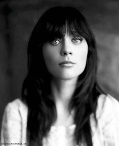 """I just sort of follow my bliss, so to speak, and then I see where that takes me."" - Zooey Deschanel"