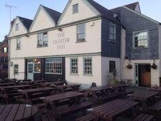 The Lighter Inn, Topsham, Devon, England Heritage Scrapbooking, Devon England, South Devon, Old English, Day Trips, Lighter, Old Things, British, Drink