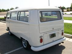Early Bay VW Bus
