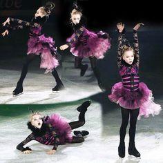 Elena Radionova(Russia) ISU Grand Prix of Figure Skating Final EX 「Zombie Dance」