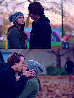 Jamie Blackley Chloe Grace Moretz If I Stay If I Stay Movie, Love Movie, Movie Tv, Tv Show Couples, Movie Couples, Cute Couples, Chloë Grace Moretz, Romance Movies, Film Serie