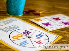 Guided Reading After Spring Break {freebie}