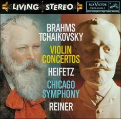 Precision Series Jascha Heifetz - Heifetz Violin Concert