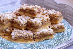 Strúhaný jablkový koláč - Mňamky-Recepty.sk