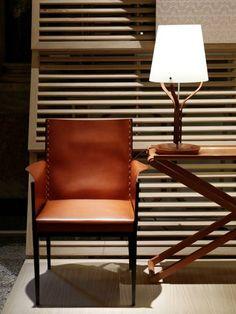 Jean-Michel Frank armchair re-edition