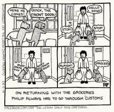 Doggy Customs